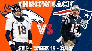 Download Broncos vs. Patriots (Wk 12, 2013) | Brady's 24-Point Comeback vs. Manning | NFL Classic Highlights Video