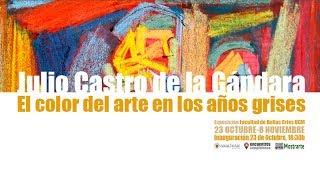 Download Encuentros Complutense: Julio Castro. El color del arte en los años grises Video