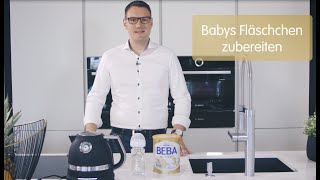 Download Babys Fläschchen zubereiten: BEBA Supreme 3 Video