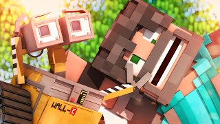 Download I FOUND WALL-E!!! - Minecraft Animation (Stranded Deep) Video