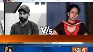 Download Request Bengal CM Mamta Banerjee to help me fight for truth: Hasin Jahan to India TV Video