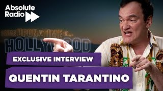 Download Once Upon A Time In Hollywood - Quentin Tarantino Interview Video