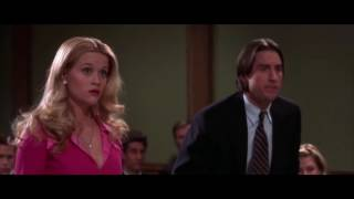 Download Legally Blondes courtscene Video