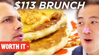 Download $19 Brunch Vs. $113 Brunch Video