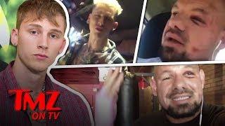 Download Machine Gun Kelly Attacks Hater   TMZ TV Video