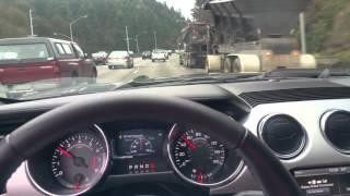 Download Mustang EcoBoost Sport drive Video