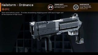 Download EPIC ″Hailstorm - Ordnance″ VARIANT Infinite Warfare   Gun Review   CoD IW Video