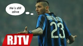 Download Marco Materazzi - The Psycho ● Best Fight Moments ● RJTV Video