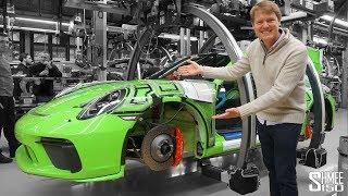 Download My PORSCHE 911 GT3 is VERY, VERY GREEN! | GARAGE Video