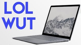Download Microsoft Surface ″Laptop″ Impressions Video