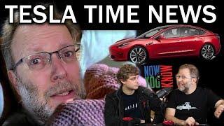 Download Tesla Time News - I See V9 People...?! Video