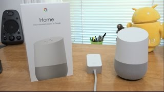 Download Google Home Unboxing and Setup! Video