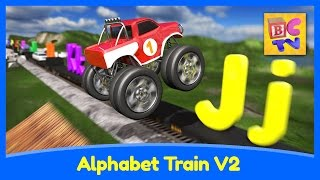 Download Alphabet Train v2 - Learn ABCs, Animals and Vehicles for Kids by Brain Candy TV Video