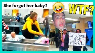 Download The Most WTF Things Seen At The Airport #3 Video