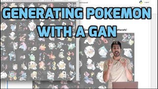 Download Generating Pokemon with a Generative Adversarial Network Video