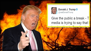 Download HELL YEAH! TRUMP JUST UNLEASHED THE HOUNDS OF HELL ON THE MEDIA IN TWEET THAT WILL DECIMATE THEM Video