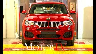 Download CAR FACTORY : ALL NEW 2018 BMW X3 l BMW X4 PRODUCTION l FULL ASSEMBLY LINE l Spartanburg Plant (US) Video