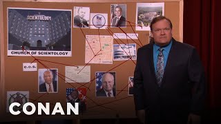 Download Andy Richter's Conspiracy Theory Yarn - CONAN on TBS Video