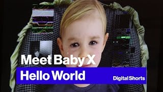 Download This Freaky Baby Could Be the Future of AI. Watch It in Action Video