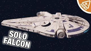 Download Why the New Millennium Falcon Details Have Fans Upset! (Nerdist News w/ Jessica Chobot) Video