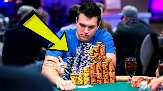 Download How To Build A MASSIVE Stack In Poker Tournaments Video