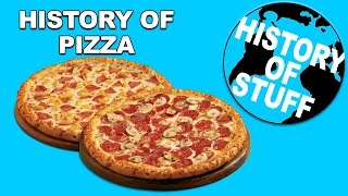 Download History of Pizza Video
