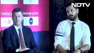 Download Yuvraj Singh, David Warner Choose Their Favourites For Champions Trophy 2017 Video