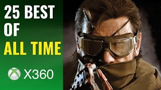 Download Top 25 Best Xbox 360 Games of All Time HD Video