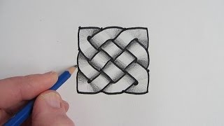 Download How to Draw a Celtic Knot: Step by Step Video