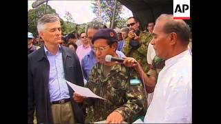 Download EAST TIMOR: REBELS BECOME NATIONAL ARMY Video