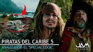 Download ANALIZANDO EL ″SPECIAL LOOK″   PIRATAS DEL CARIBE 5: LA VENGANZA DE SALAZAR   JAM REVIEWS Video