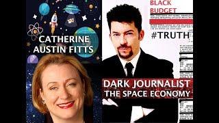 Download CATHERINE AUSTIN FITTS: SECRET SPACE FORCE & DEEP STATE BLACK BUDGET REVEALED! DARK JOURNALIST Video