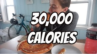 Download Girl Vs. Food | 30,000 Calorie Challenge in 48 Hours Video