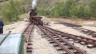 Download Threlkeld Quarry - Narrow Gauge Railway Gala 2013 Video