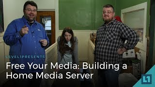 Download Free Your Media: How to Build a Home Media Server Video