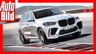 Download Zukunftsaussicht: BMW X5 M (2019) Details / Erklärung Video