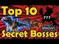 Download Top 10 Super Secret Bosses in WoW Video
