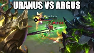 Download URANUS VS ARGUS HEAL AND IMMORTALITY Video
