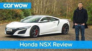 Download Honda-Acura NSX review - see why its acceleration is so mind-boggling! Video