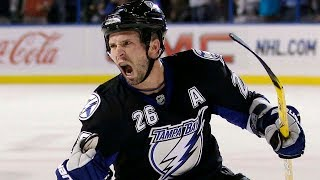 Download Martin St. Louis career highlights | NHL Rewind Video