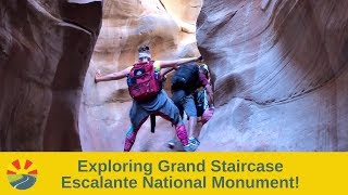 Download Exploring Grand Staircase Escalante National Monument! Video