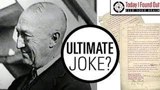 Download Millionaire Charles Vance Millar and His Practical Jokes from Beyond the Grave Video
