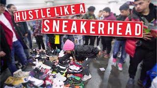 Download 12 Year Old Sneakerhead Hustles Hard | #sneakerhead #sneakercon #sneakers Video