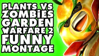 Download Plants vs. Zombies: Garden Warfare 2 Funny Montage #3! Video