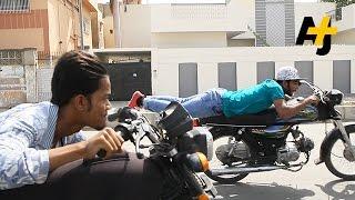 Top 5 Famous Riders In Karachi No 1 Babu 70 Or Bali X Free