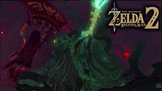 Download REACHING the SEQUEL from WITHIN Hyrule Castle! Floor Clipping GLITCH in Zelda Breath of the Wild 2 Video