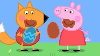Download Peppa Pig Official Channel | Peppa Pig's Chocolate Egg Hunt Video