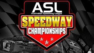 Download iRacing ASL Speedway Championships 2018 - Rd6 Lanier Speedway Video