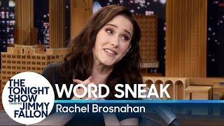 Download Word Sneak with Rachel Brosnahan Video