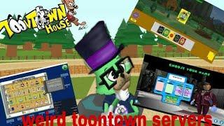 Download Weird toontown servers Video